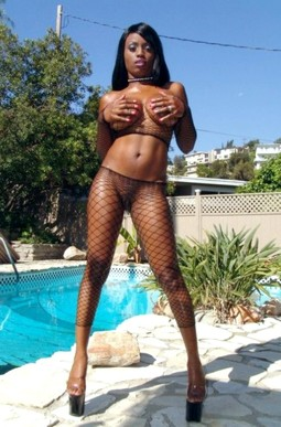 Smiley Jada Fire and her nude famous..