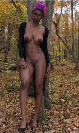 Right! good Naked tall black girls